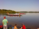 TT-Crew trumpft beim Drachenbootrennen auf