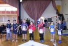 Jede Menge Sonnenschein - 3 x Mal Bronze bei den Bezirkseinzelmeisterschaften der Schüler/Schülerinnen-B